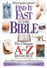 Find It Fast In The Bible - eBook