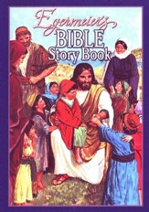 Egermeier's Bible Story Book, Hardcover - Slightly Imperfect