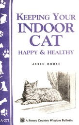 Keeping Your Indoor Cat Happy & Healthy (A-271)