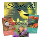 2016 Songbirds Value Pack Calendars
