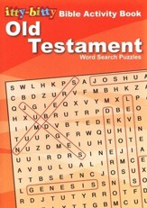 Itty-Bitty Old Testament Word Search Puzzles