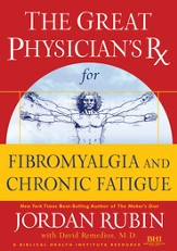 Great Physician's Rx for Fibromyalgia and Chronic Fatigue - eBook