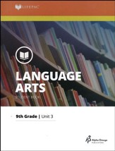 Grade 9 Language Arts Lifepac 3: Practical English