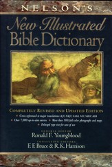 Nelsons New Illustrated Bible Dictionary: Completely Revised and Updated Edition - eBook