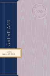 Macarthur Bible Studies: Galatians - eBook
