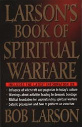 Larson's Book of Spiritual Warfare - eBook