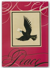 Peace Dove Christmas Cards, Box of 12