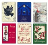 Assorted Christmas Cards, Box of 36