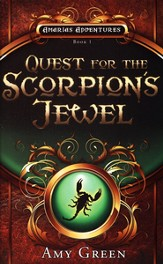 #1: Quest for the Scorpions Jewel