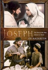 Joseph of Nazareth: The Story of the Man Closest to Christ