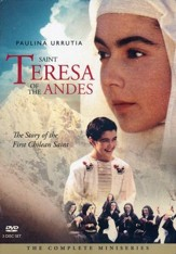 St. Teresa of the Andes: The Complete Miniseries, 3-DVD Set