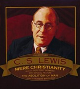 Mere Christianity Boxed Set - unabridged audiobook on CD