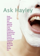 Ask Hayley / Ask Justin - eBook