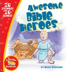 Awesome Bible Heroes - eBook