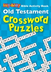 Itty-Bitty Book - Old Testament - Crossword