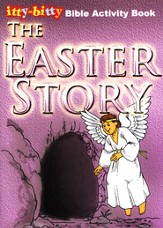 Itty-Bitty Book - Easter