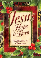 Jesus--Hope is Born, Devotional Booklet