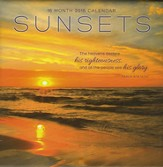 2016 Sunsets Wall Calendar