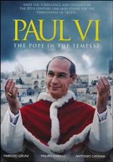 Paul VI: The Pope in the Tempest, DVD