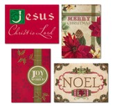 Merry Christmas Cards, Box of 12