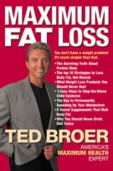 Maximum Fat Loss: You Don't Have a Weight Problem! It's Much Simpler Than That. - eBook