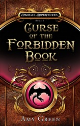 #3: Curse of the Forbidden Book