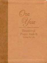 The One Year Devotional Prayer Book Vol 2