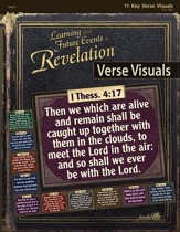 Revelation: Learning about Future Events Adult Bible Study Key Verse Visuals