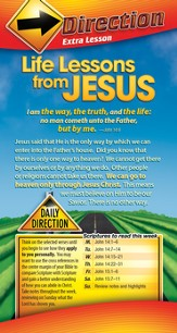 Joyful Life Youth 2 (Grades 10-12) Summer 2014 Extra Lesson (14th Sunday) Direction (Student Handout)