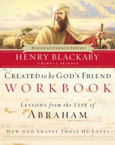 Created to Be God's Friend Workbook - eBook