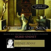 Catherine of Siena - Audiobook on CD