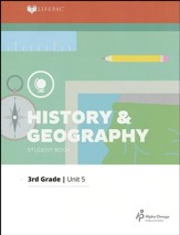 Grade 3 History & Geography Lifepac 5: Southern States