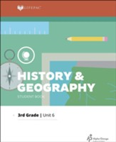 Grade 3 History & Geography Lifepac 6: Great Lake States, 2011 Edition