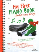 My First Piano Book Christmas Songs