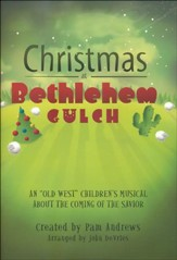 Christmas At Bethlehem Gulch, Book