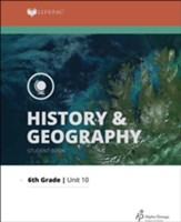 Lifepac History & Geography Grade 6 Unit 10: The Development Of Our World