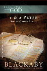 1 & 2 Peter: A Blackaby Bible Study Series - eBook