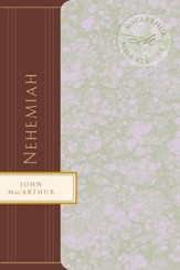 Macarthur Bible Studies: Nehemiah - eBook