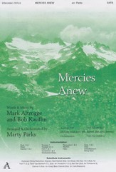 Mercies Anew, Anthem