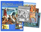 Moses in Egypt Flash-a-Card Set (Spring Quarter)