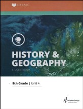 Lifepac History & Geography Grade 9 Unit 4: Planning a Career
