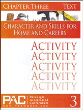 Industrial Skills Activities Booklet, Chapter 3