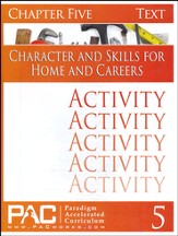 Industrial Skills Activities Booklet, Chapter 5
