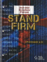 God's Word in Time Scripture Planner: Large Secondary Teacher Edition, ESV Version (August 2013 - June 2014)