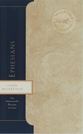 Macarthur Bible Studies: Ephesians - eBook