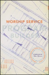 Worship Service Program Builder