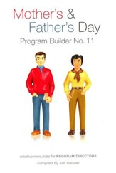Mother's Day & Father's Day Program Builder, Number 11
