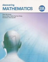 Discovering Mathematics Textbook 2A