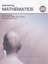 Discovering Mathematics Textbook 2B
