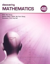 Discovering Mathematics Textbook 4B